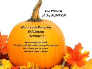 power of pumpkin