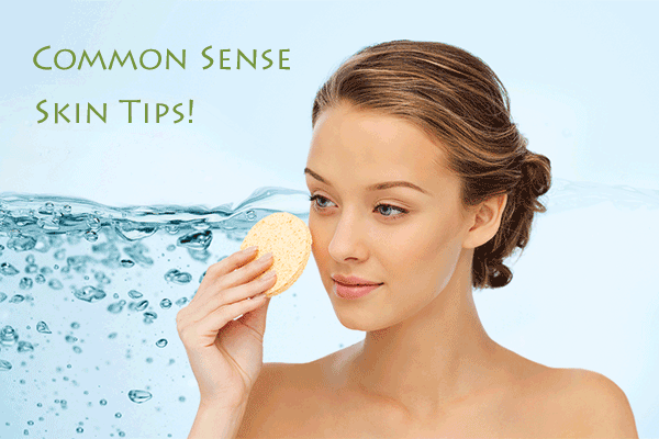 Common Sense Skin Tips by Albertiniinternational.com