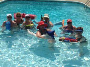 Albertini Pool Party