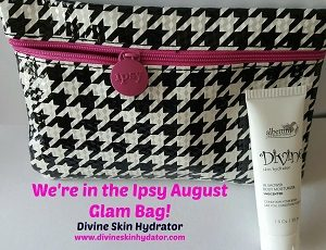 Ipsy Glam Bag August 2015 small